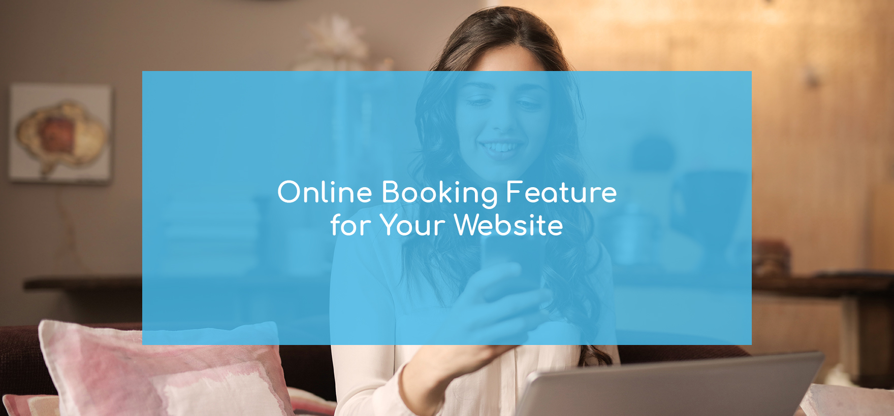 Online Booking Feature for Your Salon Website