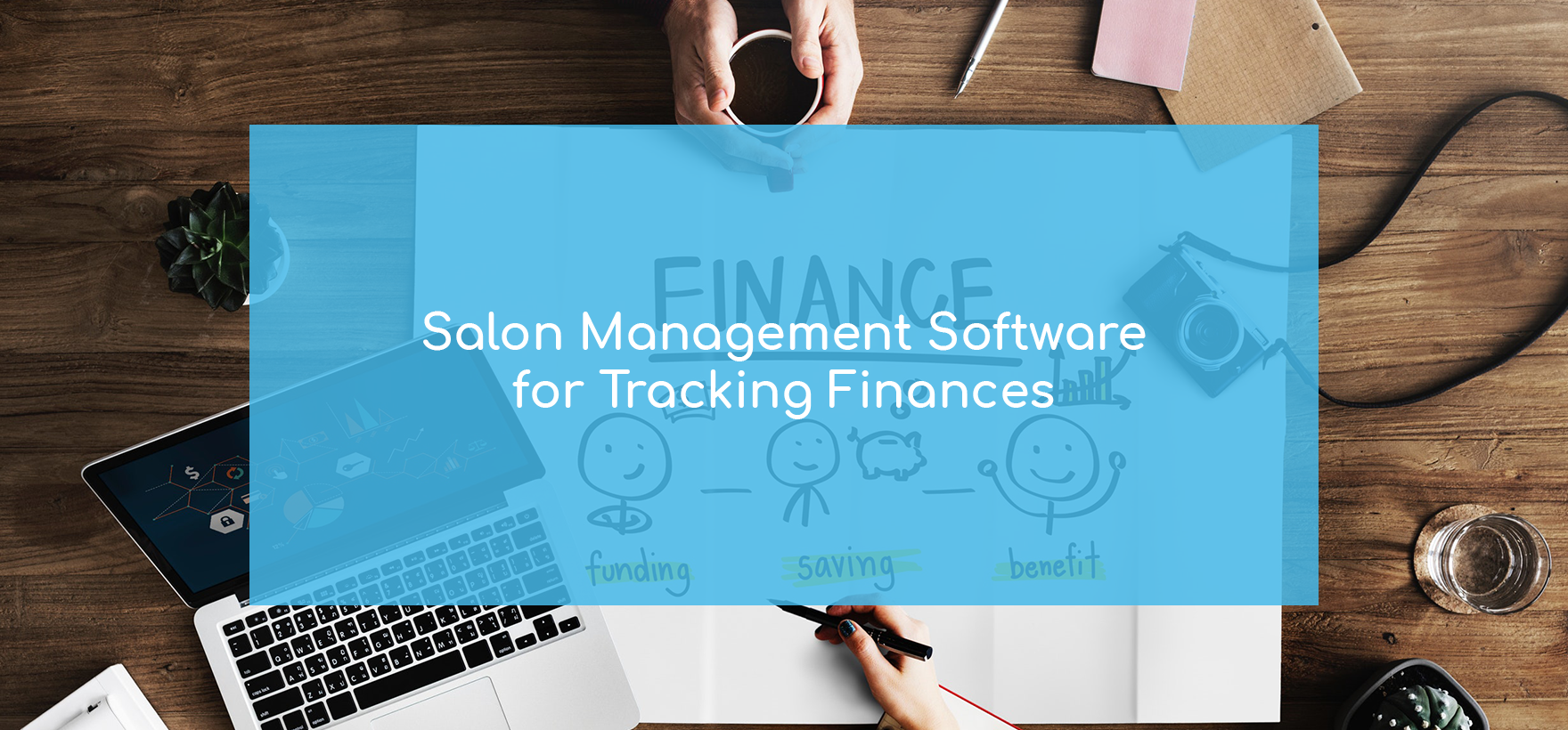 Smarter Beauty Business Accounting with Salon Management Software