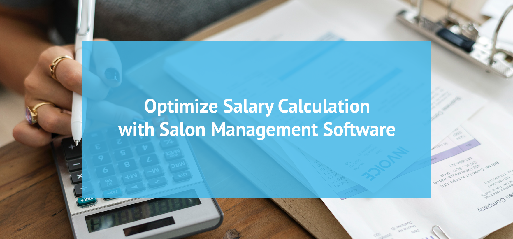 Optimize Salary Calculation with Salon Management Software
