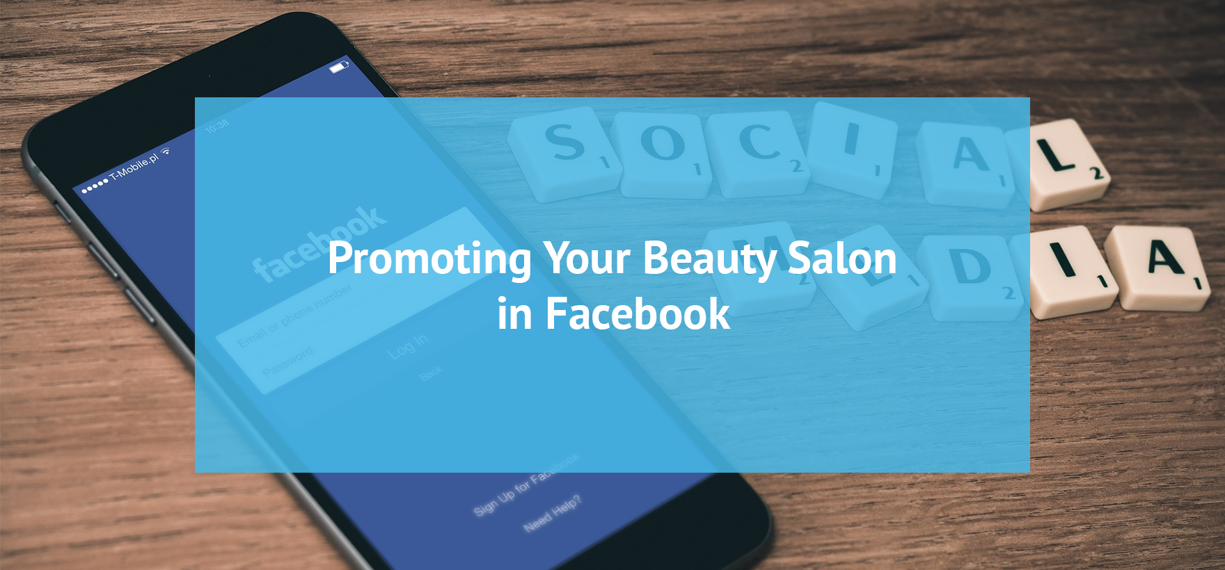 Promoting Your Beauty Salon on Facebook