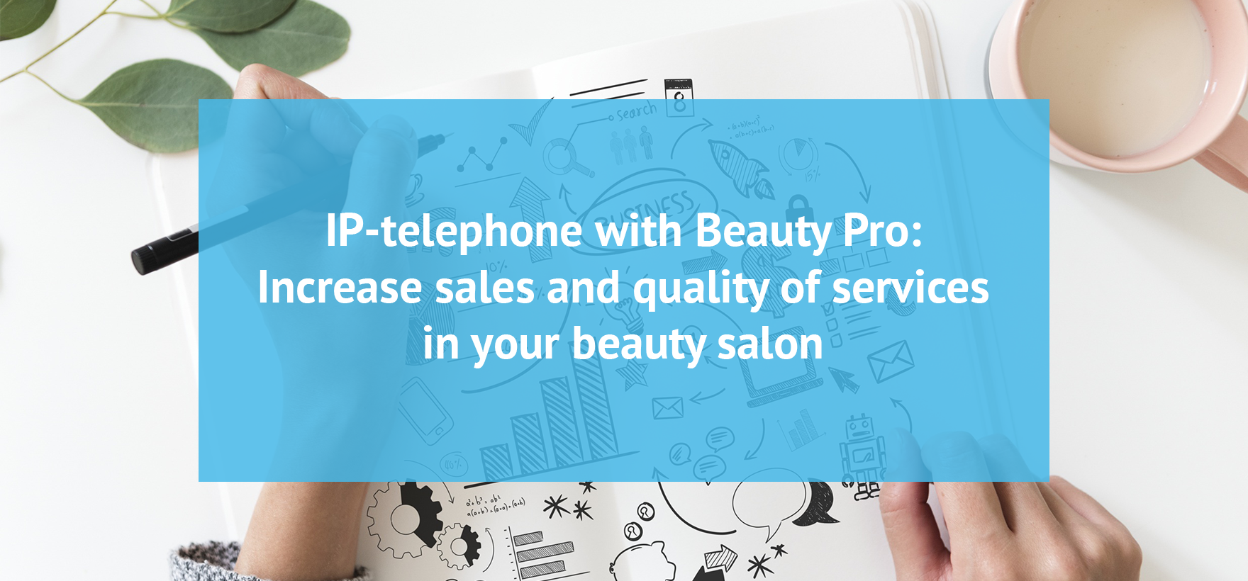 IP-Telephony with Beauty Pro: Increase Sales and Quality of Services in Your Beauty Salon