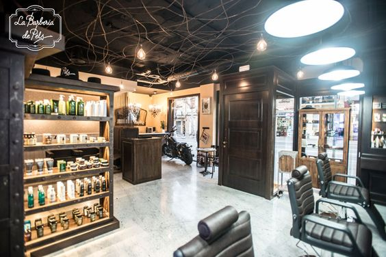 Hair Salon Lighting Design Best