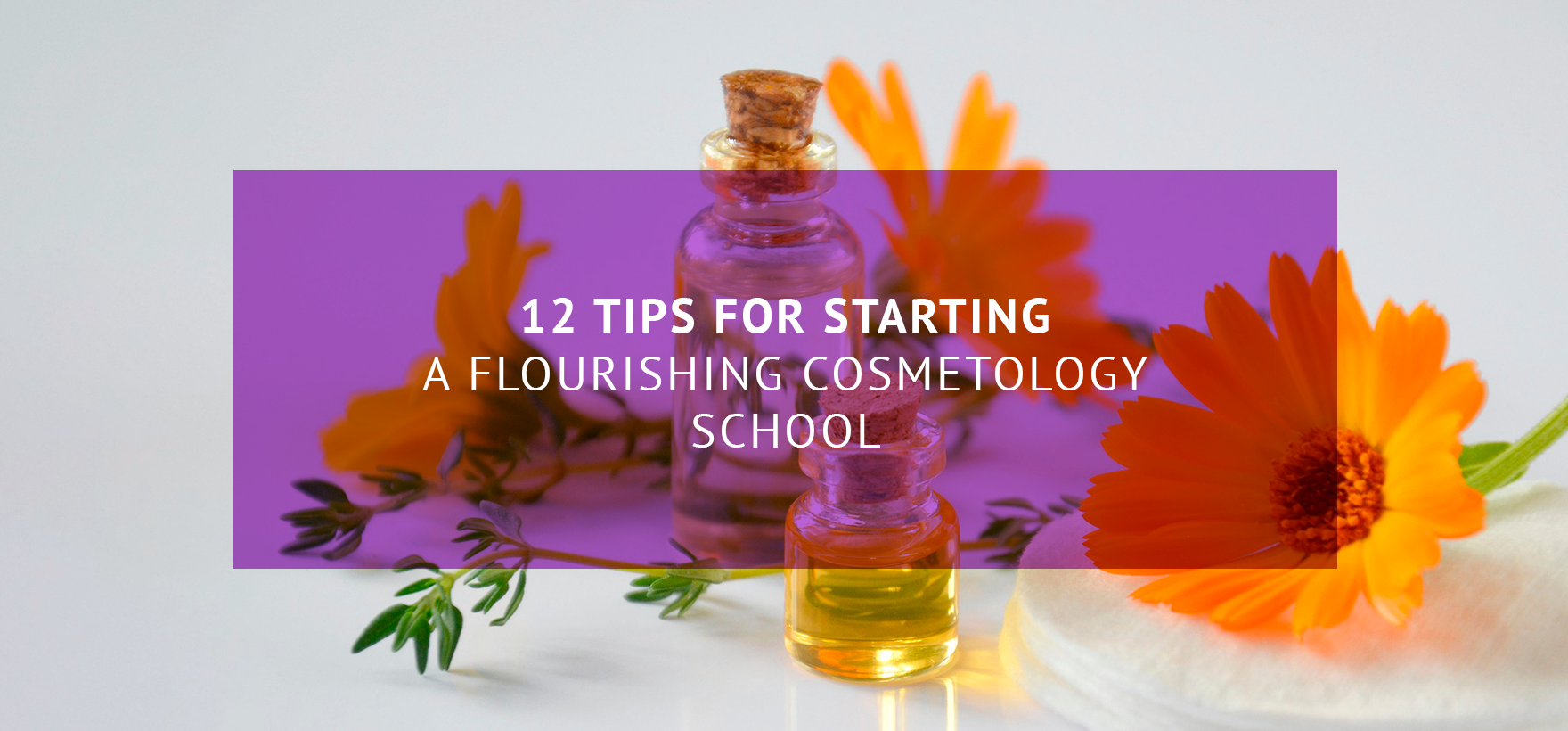 12 Tips for Starting a Flourishing Cosmetology School