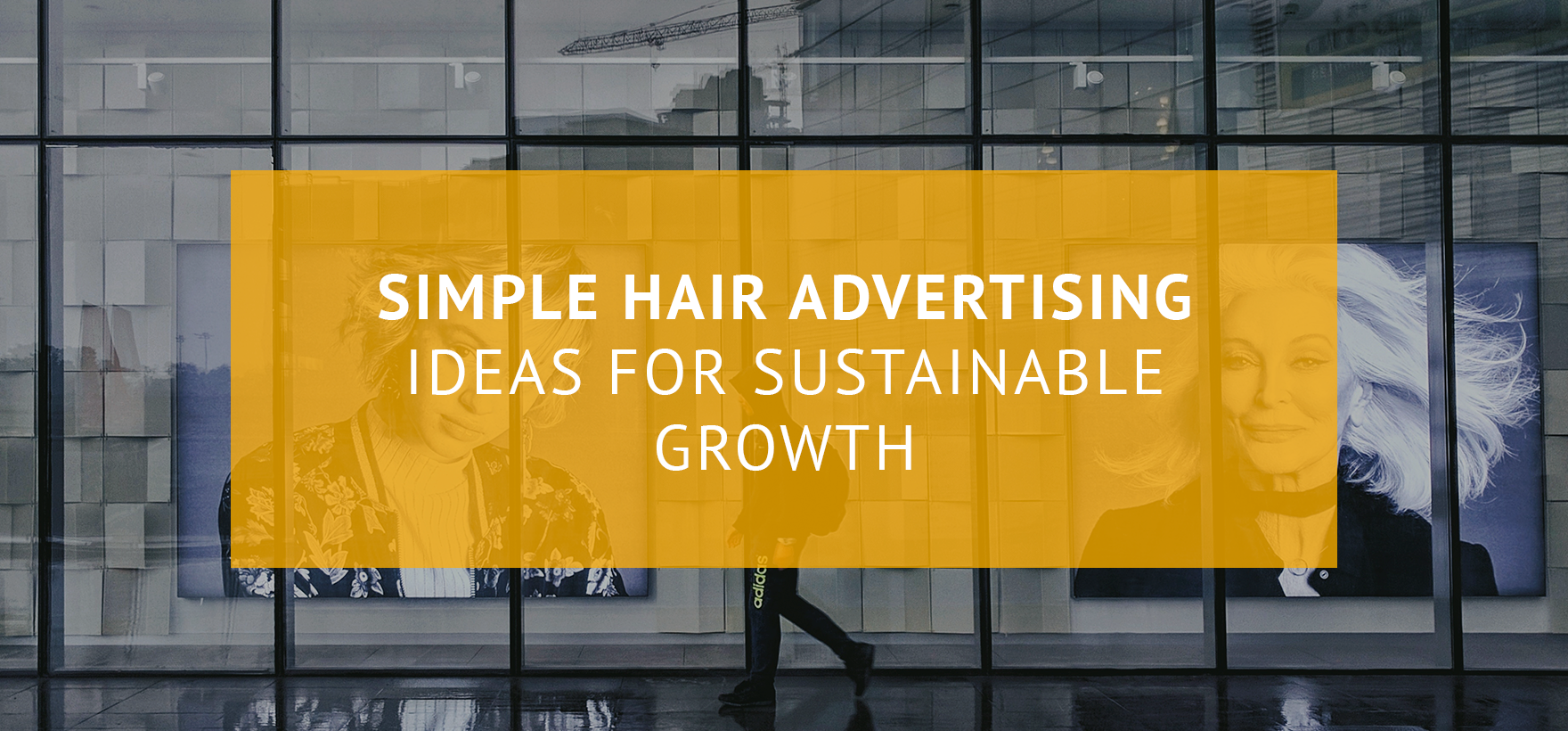 Simple Hair Salon Advertising Ideas for Sustainable Growth