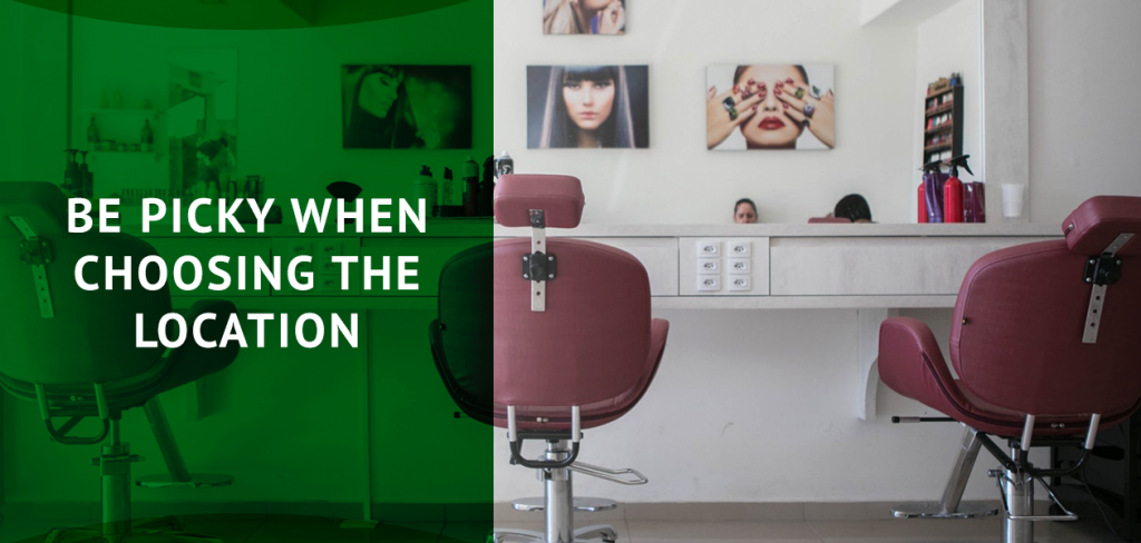 Choose a location and space for your salon. How to open a salon