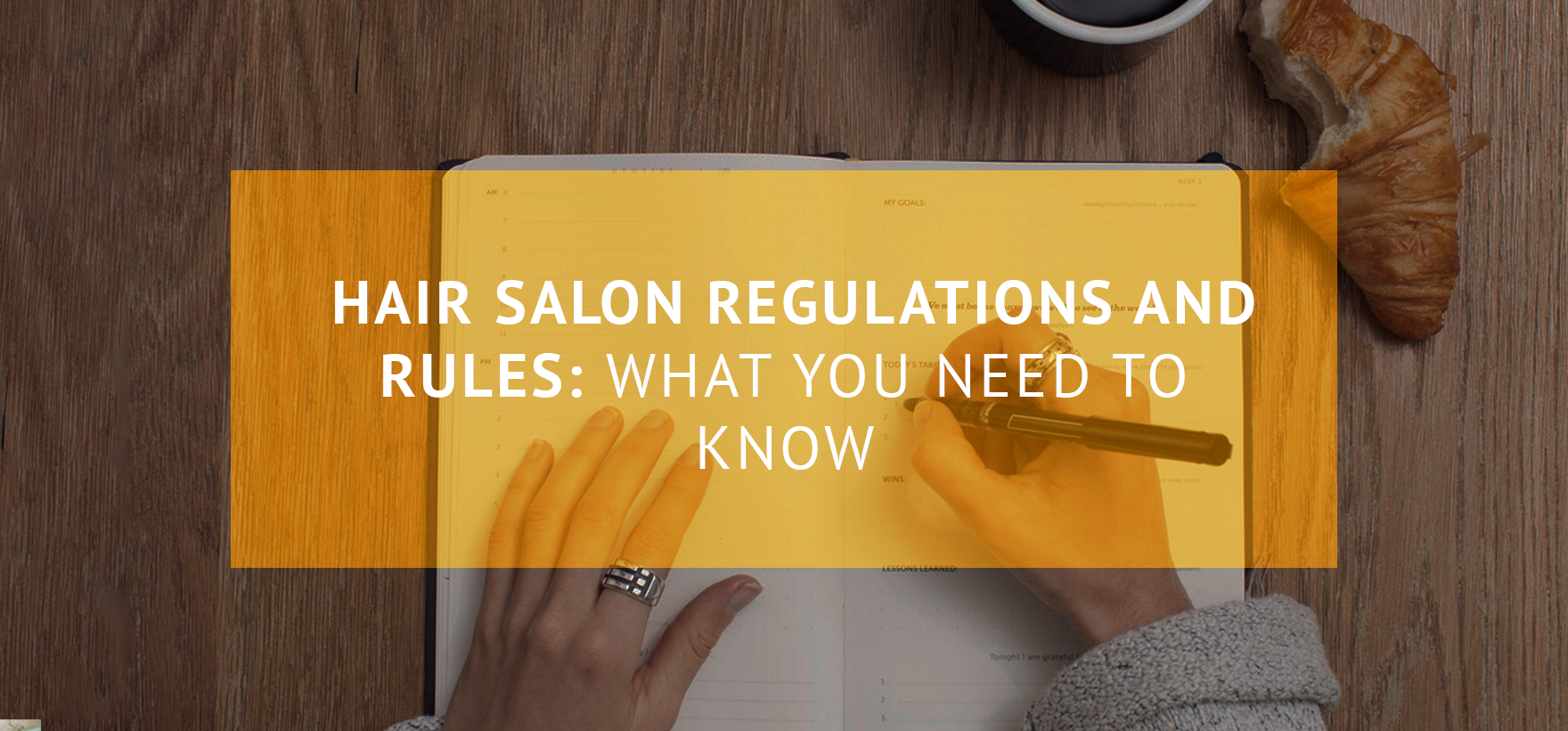 Hair Salon Regulations and Rules