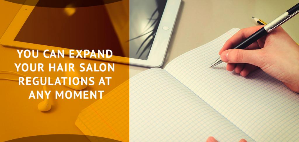Developing standards of customer service in a beauty salon. Salon rules
