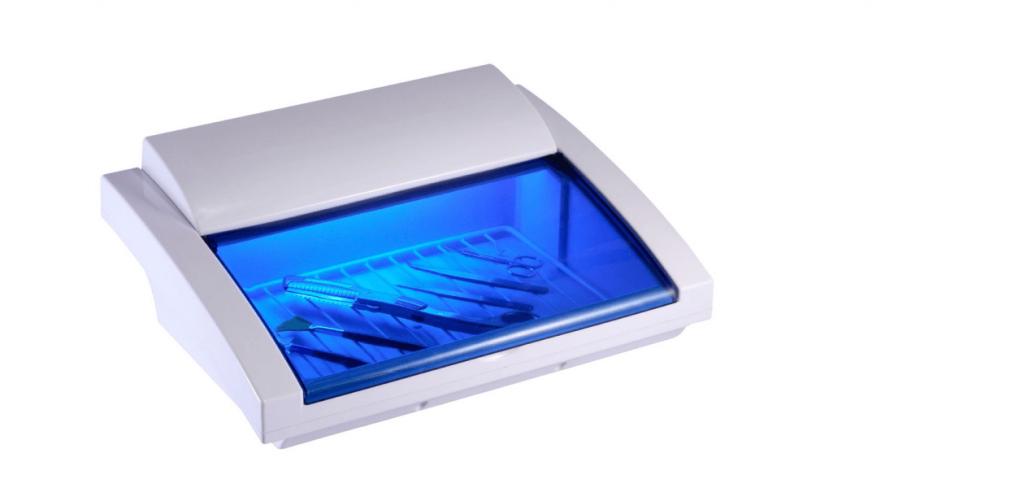 Стерилизация с помощью ультрафиолетового стерилизатора